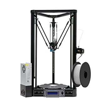 TRIGORILLA ANYCUBIC Delta 3D Printer Kossel Linear Plus build size  230x300mm Auto Leveling DIY Kit with 1kg PLA filament