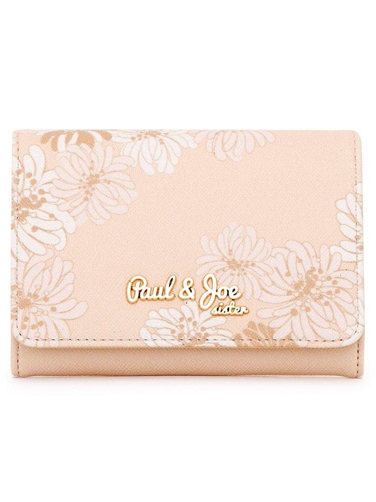 (ポールアンドジョーシスター) PAUL and JOE SISTER PAUL&JOE SISTER カードケース PJS-W054 クリザンテーム B06Y5J4P1J ピンク ピンク