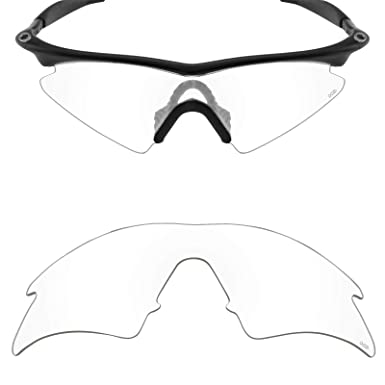 d4bb26b7de Mryok+ Polarized Replacement Lenses for Oakley M Frame Sweep - HD Clear