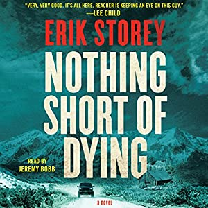 Nothing Short of Dying Audiobook