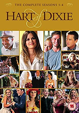 Hart Of Dixie   Season 1 4 [Dvd] [2015] by Amazon