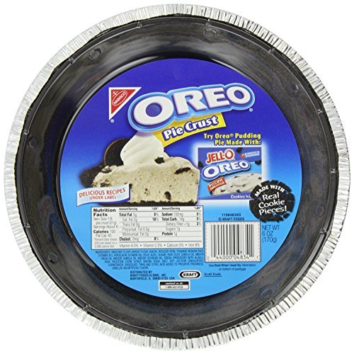 Oreo Pie Crust (Pack of 3)