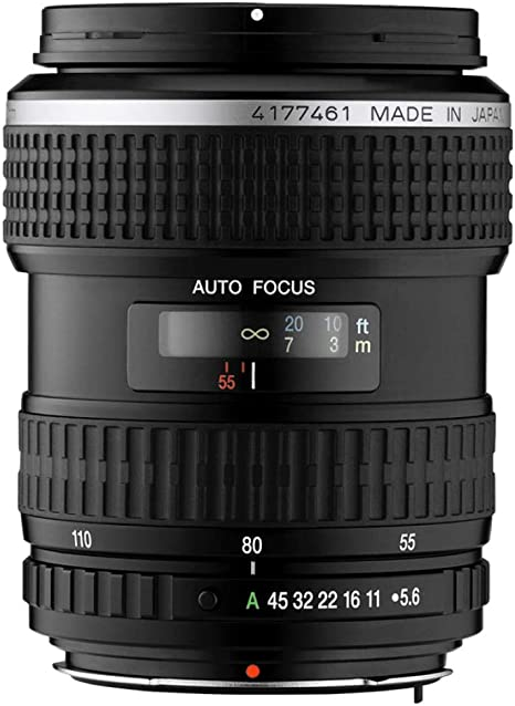 Pentax 55-110 F5.6 FA 645 - Objetivo para cámara réflex: Amazon.es ...