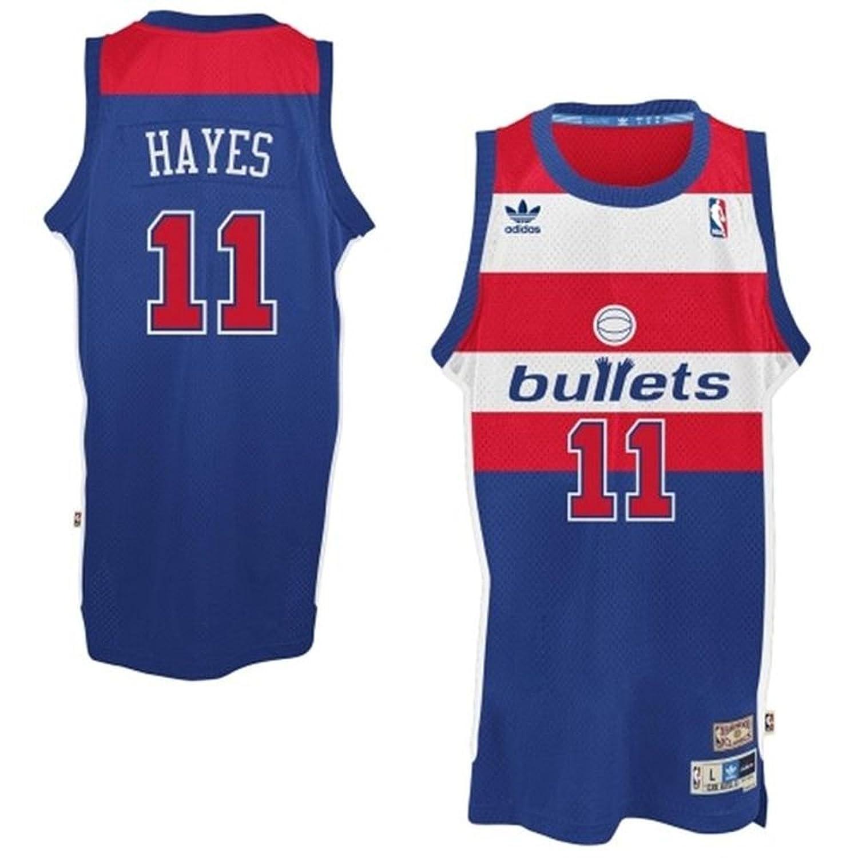 Amazon Washington Bullets Elvin Hayes Soul Adidas Swingman