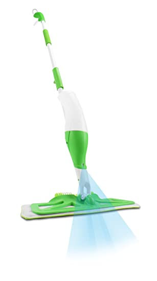 Sauber Meister Wischmopp Mit Spruhfunktion Spray Mop