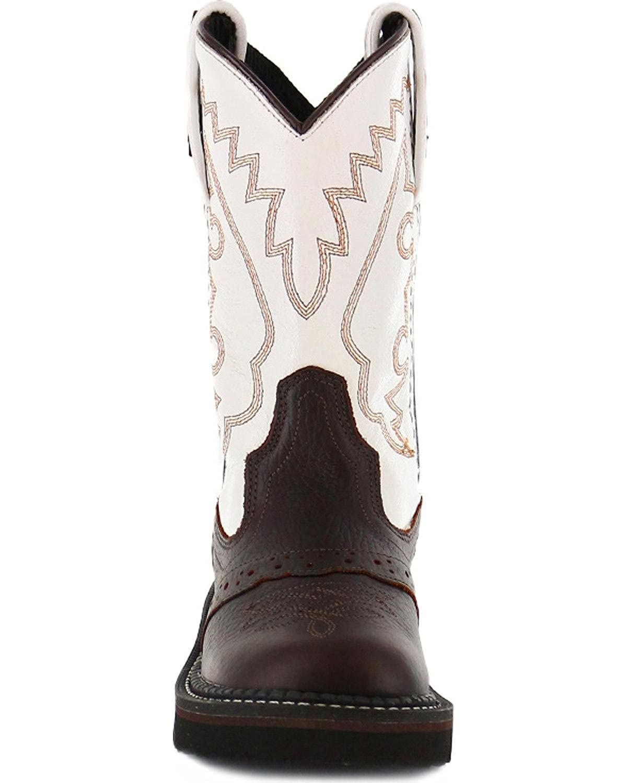 Btb2236 Cody James Boys Crepe Western Boot Round Toe