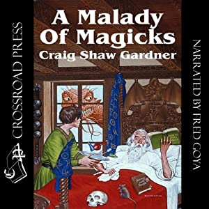 A Malady of Magicks Hörbuch