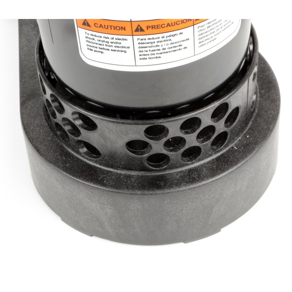 ECO-FLO Products SPP33V Thermoplastic Sump Pump with Vertical Switch, 1/3 HP, 3,600 GPH by ECO-FLO Products (Image #6)