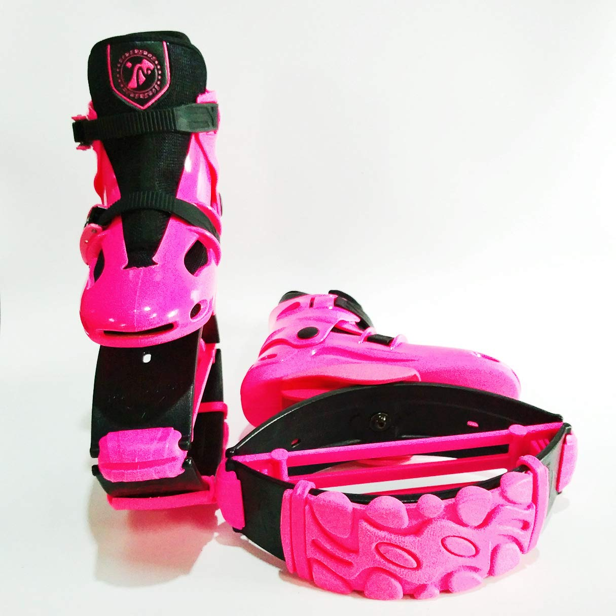 Zapatillas antigravitacionales Zapatillas de Sorgo para Correr en volcada Unisex HLDUYIN Zapatillas Deportivas para Saltar Equipos de Entrenamiento de Equilibrio para ni/ños