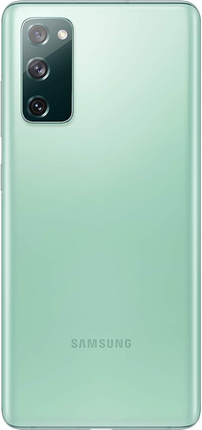 Samsung Galaxy S20 Fe Cloud Mint Sm G780fzgdeub Dual Sim 128gb Android 10 0 Smartphone Grün Elektronik