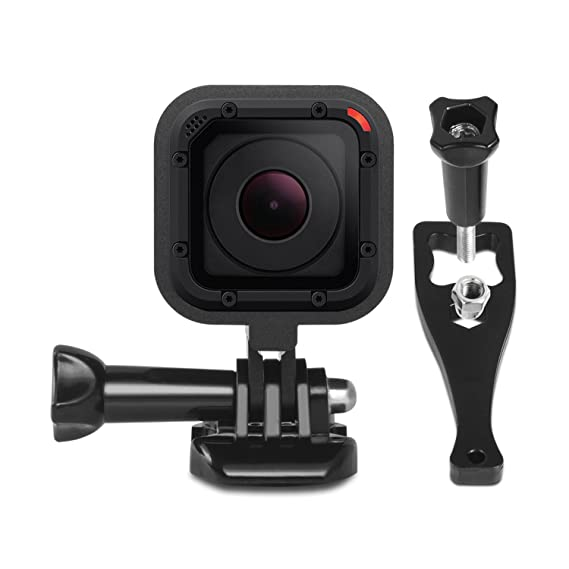 Amazon.com: Kupton Aluminum Alloy Housing Case for GoPro ...