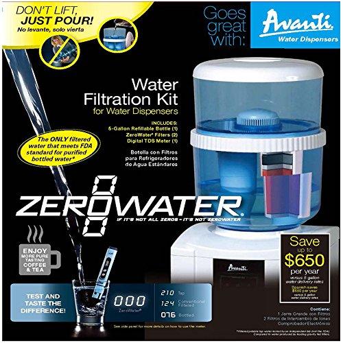zerowater bottle filtration - 7