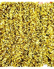 Christmas Tinsel Garland Tinsel 28 feet,(5.5 x 5) Length, Twist Garland, Classic Shiny Sparkly Party Soft Tinsel Christmas Tree Ceiling Hanging Decorations, Gold