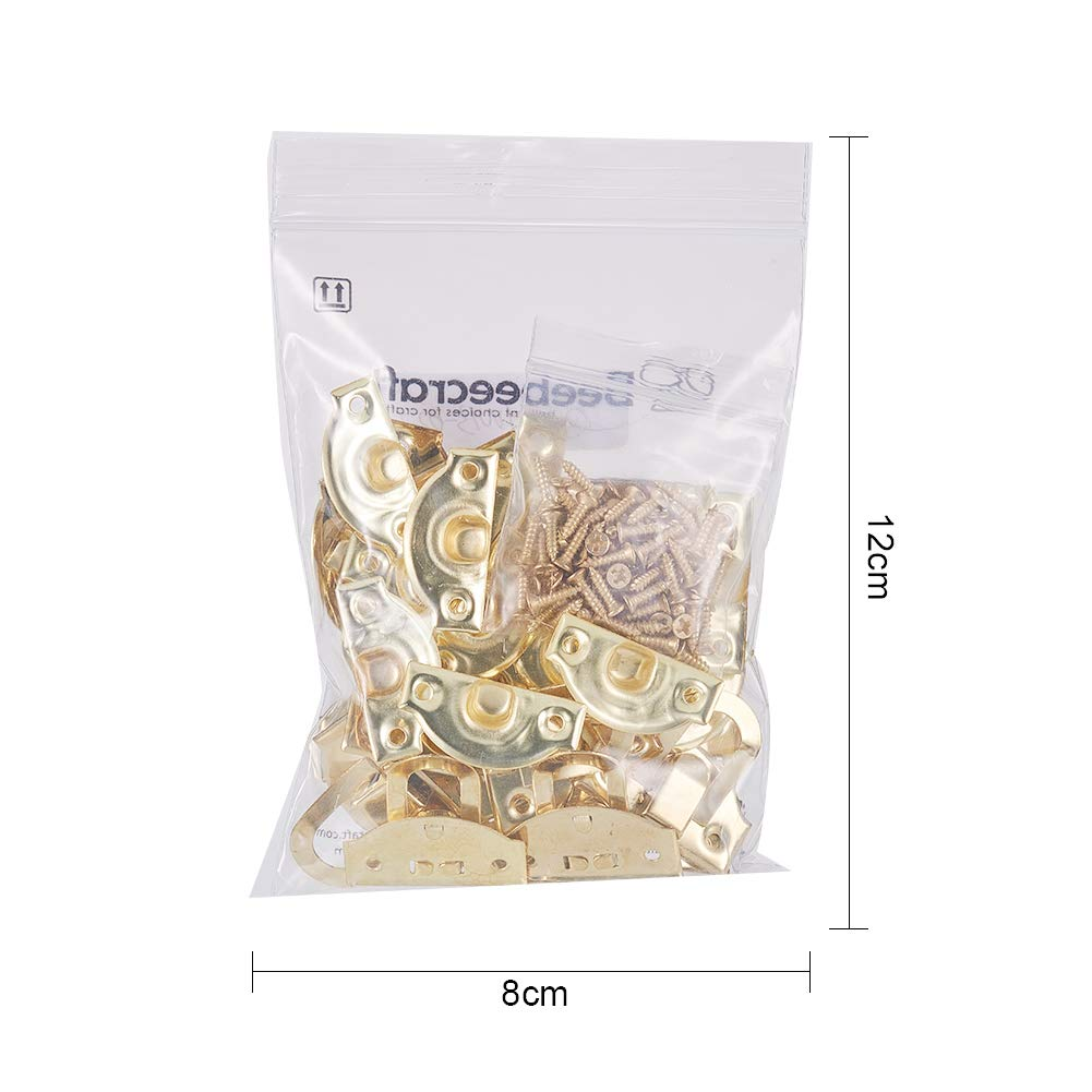 cassetti Jewelry Box di legno Hasp vintage Hasp Increway 20/pezzi 29/MMX26/MM box latch set