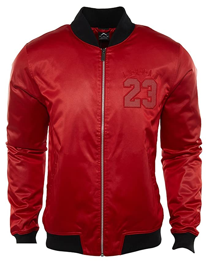 Jordan AJ 6 Bomber Chaqueta para Hombre Athletic-Warm-up-and ...