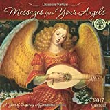 Messages from Your Angels 2017 Wall Calendar: A Year of Inspiring Affirmations