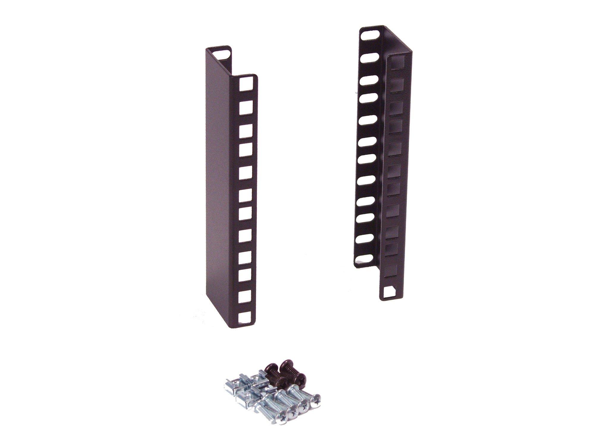 IAB102V10-4U 4U 2 inch Rack Extender for Industrial Standard 19 inch 2 Post or 4 Post Rack Cabinet.