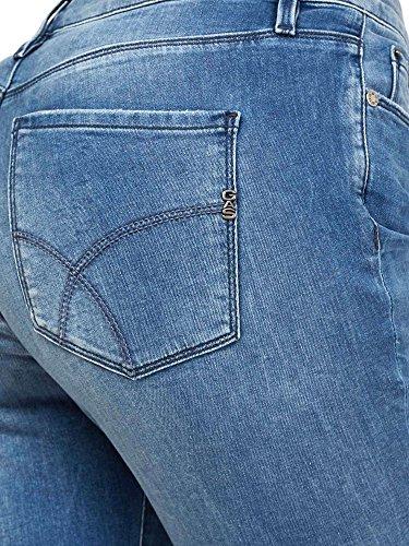 27 Jeans 355626 Blu Donna Gas IxB6qw15cx