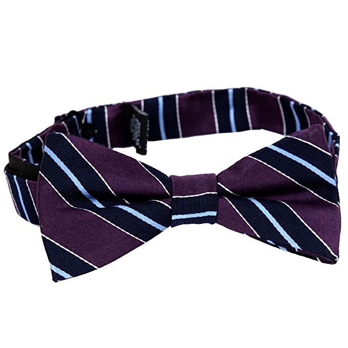 Mens Pre-Tied Bow Ties Designer Pattern Bow Ties Clothing & Accessories