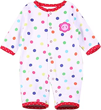 Nouveau-né Bébé Fille Garçon Coton ange Combinaison Body Vêtements Tenues