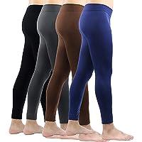 La Dearchuu Long Johns for Men Thermal Underwear Bottoms Winter Underwear Warm Fleece Lined Base Layer