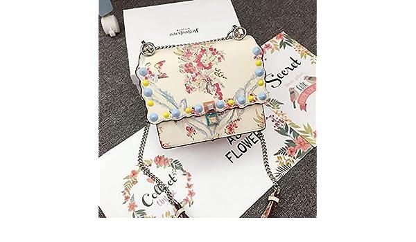 Amazon.com: Women Peekaboo Bag Embroidery Famous Brand ...
