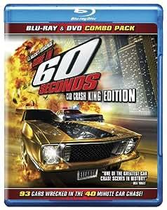 Gone in 60 Seconds: H.B. Halicki's Original (BD/Combo Sku)