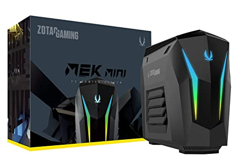 Amazon.com: ZOTAC Gaming MEK Mini Gaming PC, GeForce RTX ...