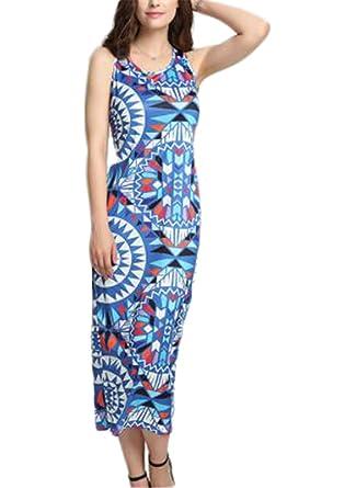 Eloise Isabel Fashion Boho do vintage Vestido Longo Verão Mulheres Moda NEW Vestes Longue Sexy Partido