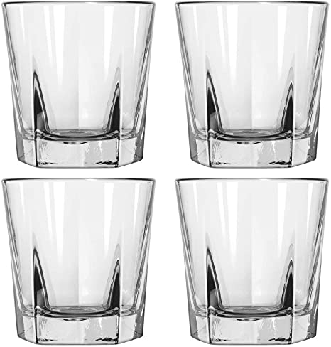 Amazon Com Whiskey Glasses Set Of 12 12 Oz Double Old Fashioned Rocks Glasses Thick Heavy Base Tumblers For Drinking Scotch Bourbon Cognac Irish Whiskey Made In Usa Not In China For A