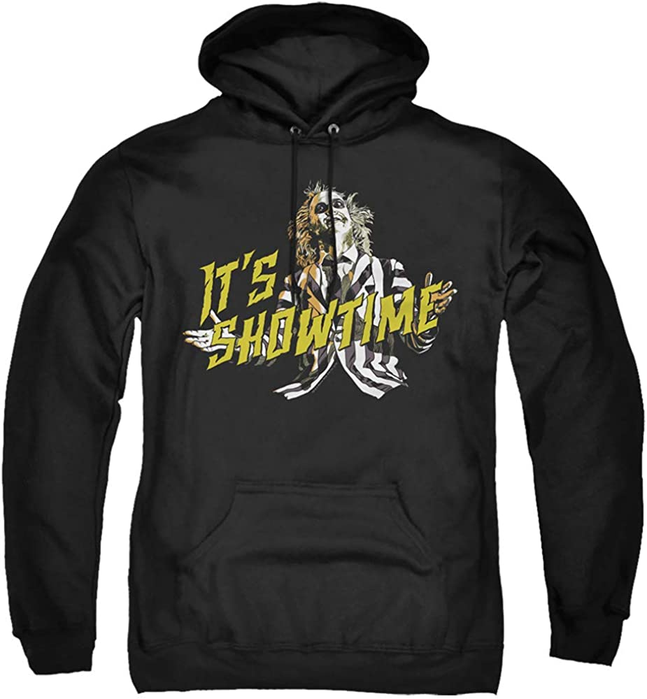 AE Designs Beetlejuice Hoodie Showtime online shopping 100% quality warranty Hoody Black Its