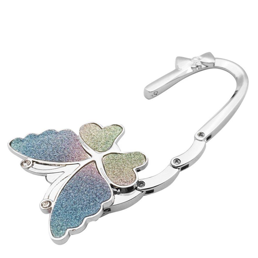 Amazon.com: grtdrm mariposa Tema Diseñado mesa plegable ...