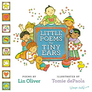 Book Cover: Little Poems for Tiny Ears