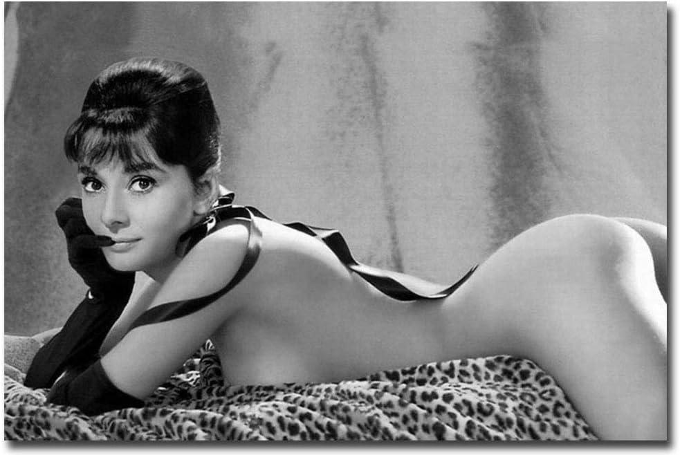 Amazon Com Audrey Hepburn Hot Sexy Black White Refrigerator