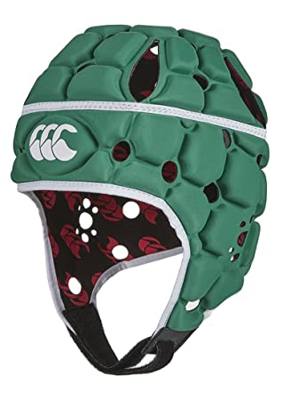 Canterbury 410575117 Ventilator Headgear - Casco de rugby, color Bosphorus, tamaño extra-large