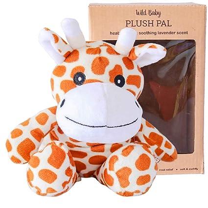 Wild Baby Animal de peluche jirafa cosas calentables para ...