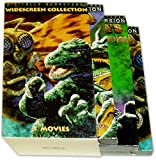 3 Godzilla Digitally Remastered Widescreen Movie Set Vs. Monster Zero, Revenge, & Vs. Mothra