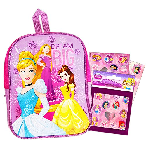 Disney Princess Preschool Backpack Toddler (11