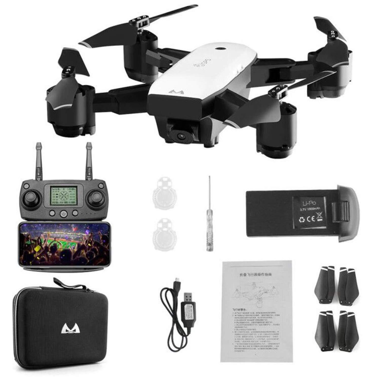 Con 100% de calidad y servicio de% 100. 1 Bateria Alician Drone SMRC SMRC SMRC S20 WiFi FPV con 1080P Cámara GPS dinámico SIGA 18 Minutos Tiempo de Vuelo RC Drone Quadcopter 1 bateria  artículos novedosos