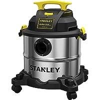Stanley 5-Gallon Wet/Dry Steel Tank Vacuum Cleaner