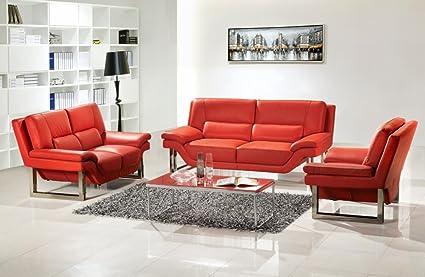 New York   Modern 3 PC Sofa Set