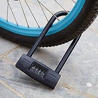Slijtvaste combinatie wachtwoord Hoge sterkte fietsslot U Lock elektrische fiets motorfiets voor fiets