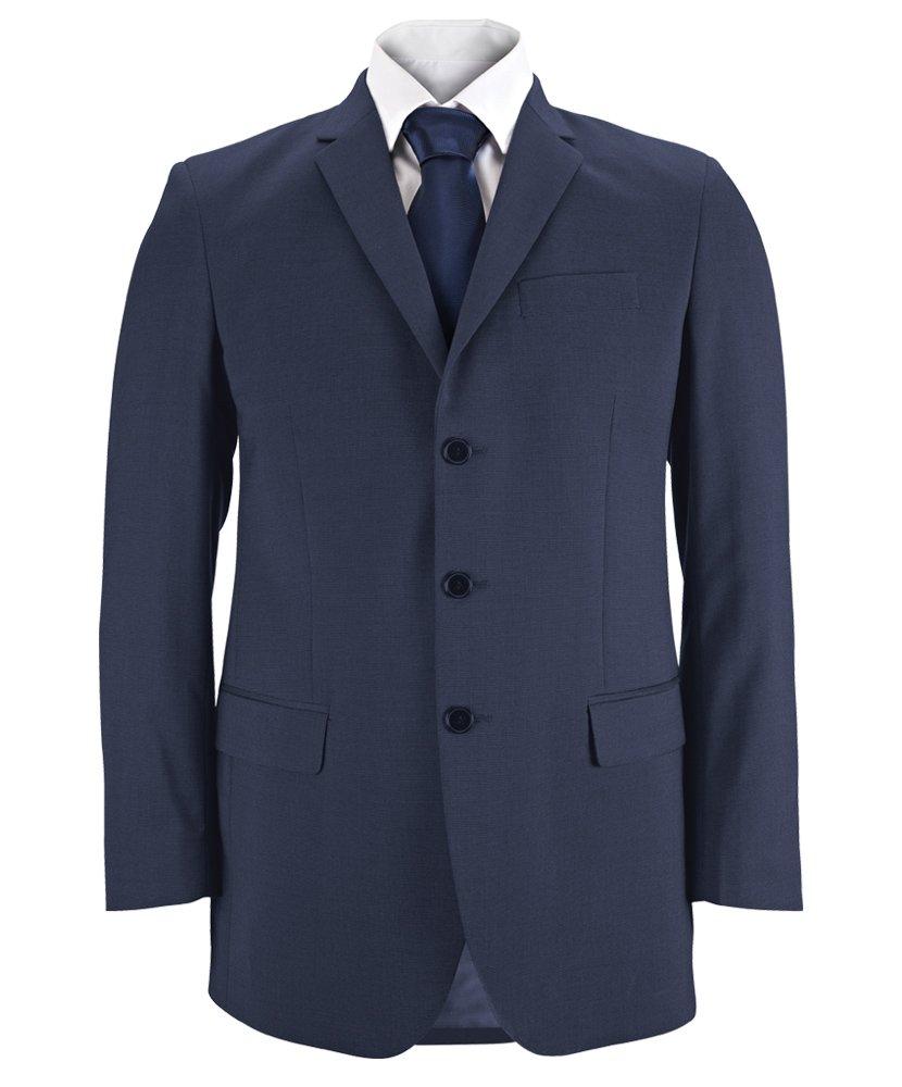 Icona by Alexandra Workwear Mens Icona Classic Fit Jacket Navy 50 T by Icona by Alexandra (Image #1)