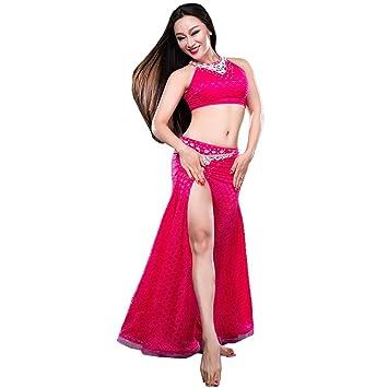 Wgwioo Dance costumes Mujeres India Danza del Vientre ...