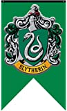 Harry Potter- Slytherin Crest Banner Fabric Poster 30 x 50in