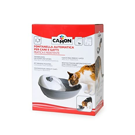 Fontanella Dispenser Abbeveratoio Per Cani E Gatti Pet Supplies 4 Filtri Omaggio Cat Supplies