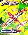 Super Aeroplanist Power Aeroplane Wired Rotating Plane