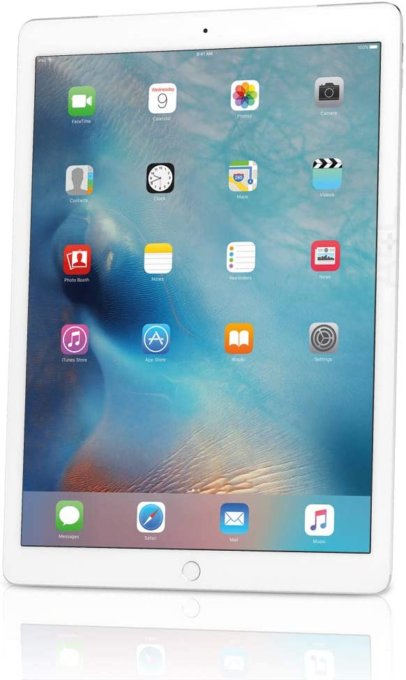 Apple iPad Pro Tablet(256GB, LTE, 9.7in) Silver (Renewed)