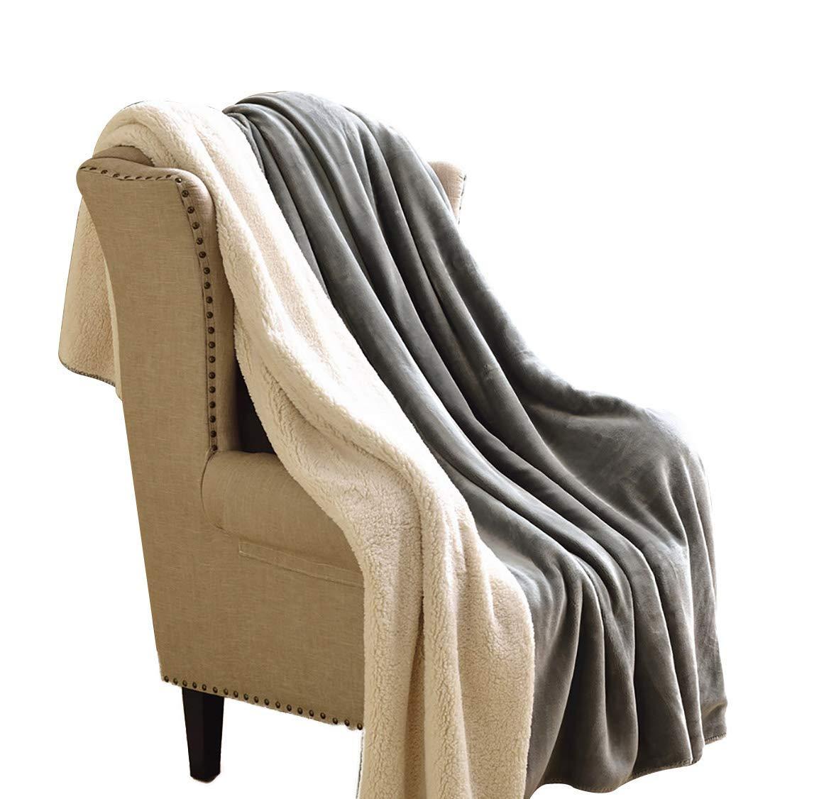 フェイクファー毛布フェイクファー、二重厚く暖かいウール毛布冬毛布コーラルブランケットキルトシングルダブル毛布(色:A、サイズ:200× 230 cm) B07QLKGKW8