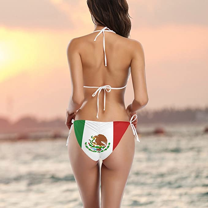 Florence Flag Of Mexico Sexy Bikinis Swimsuits Women S Bikini Set Clothing
